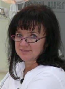 Stomatolog Małgorzata Kiernicka