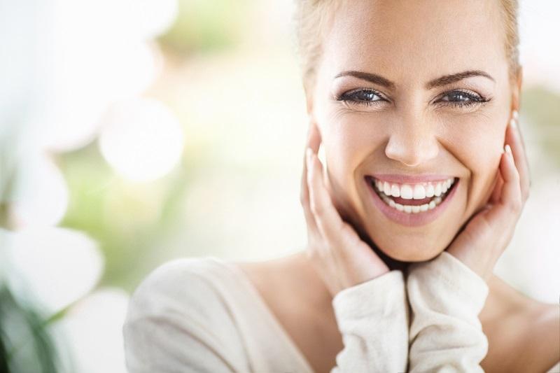 estetyka uśmiechu